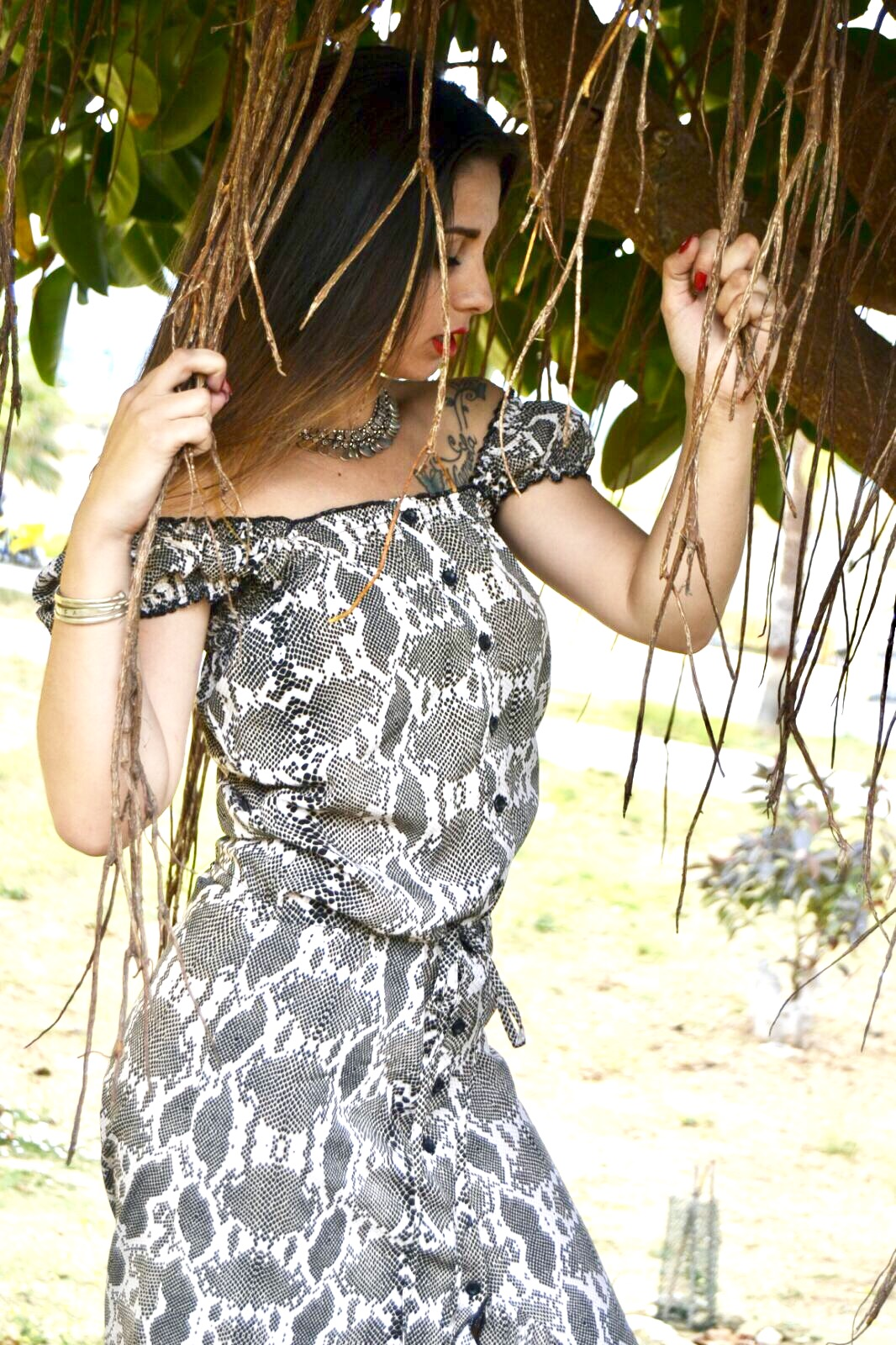 VESTIDO KAILASH MADE IN TARIFA