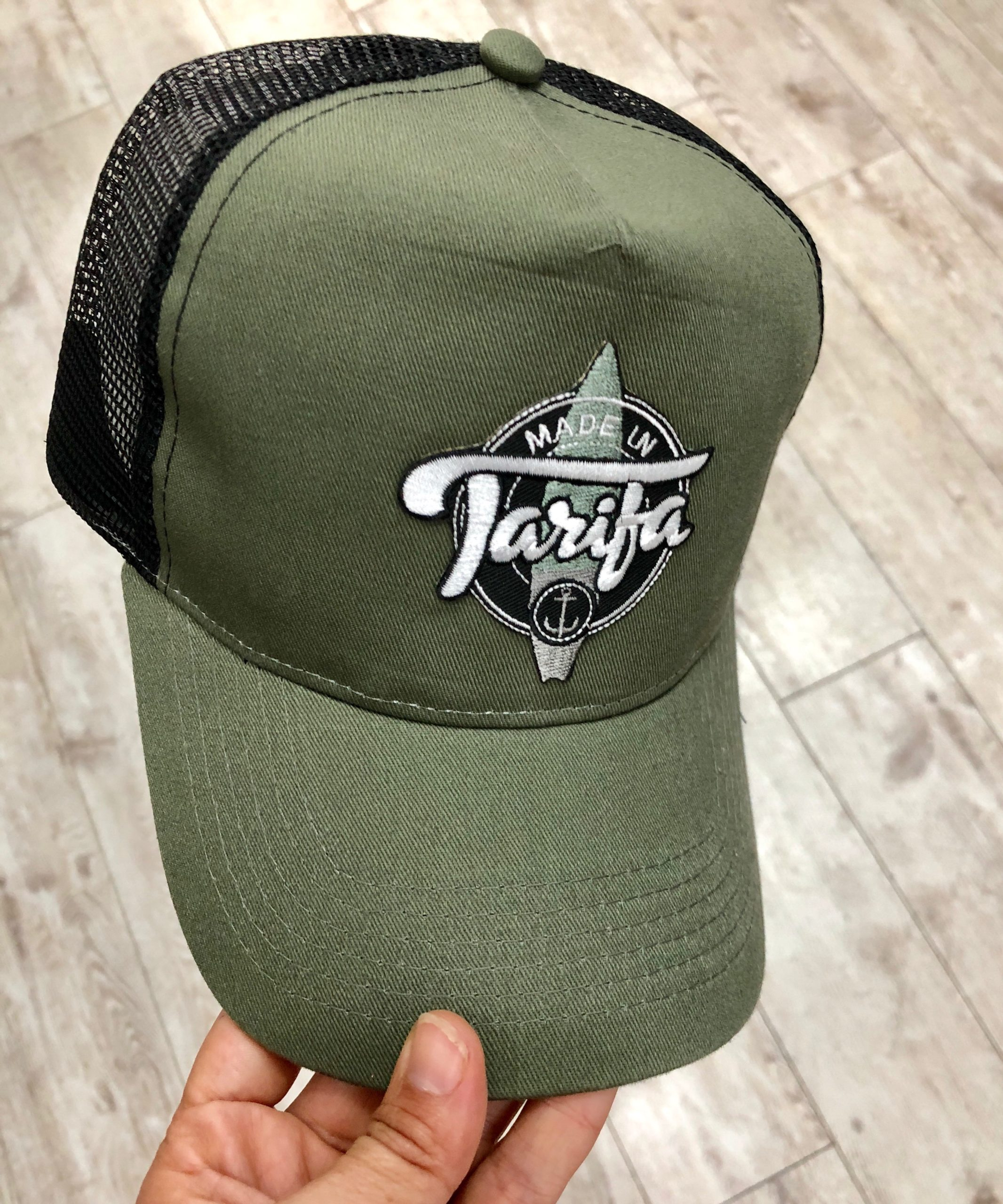 GORRA MADE IN TARIFA VERDE