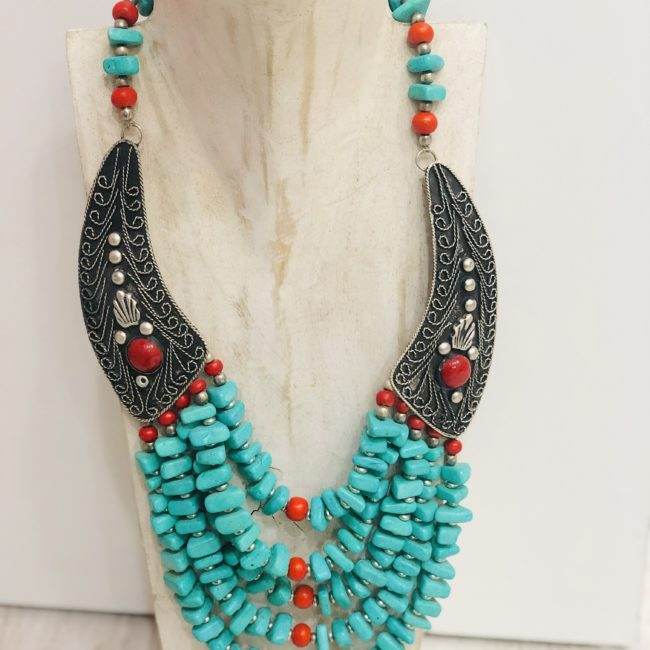 COLLAR RAJASTHAN MADE IN TARIFA